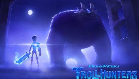 Кино, Анимация, Тролльхунтеры