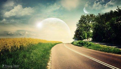 Мир, Мечта, Солнце