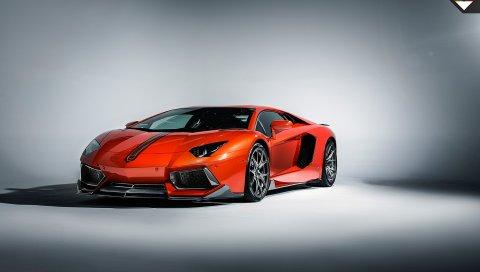 Lamborghini, Vorsteiner, Aventador, 2014