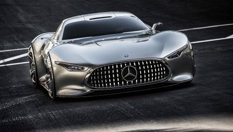 Mercedes, Benz, Gran, Turismo, Vision