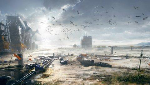 Концепция, Battlefield