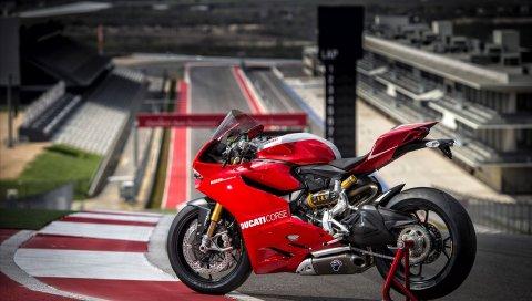 Ducati, Superbike, 2013, 1199, Панигале