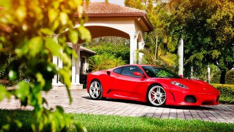 Ferrari, F430, ADV1, Колеса