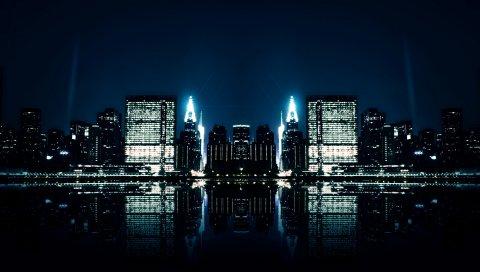 Ночь, город, размышления