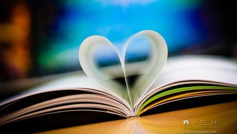 Любовь, Книга