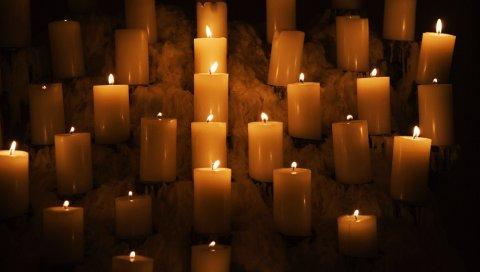 Свет, свеча