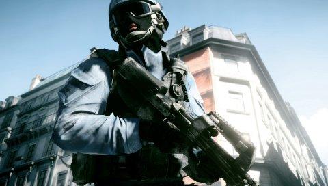 Париж, Battlefield