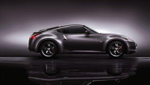 Модель, издание, Nissan, 370z, Limited, 40th, Anniversary