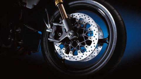 Suzuki, Front, R1000