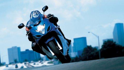 Suzuki, 650F, 2008, Действие