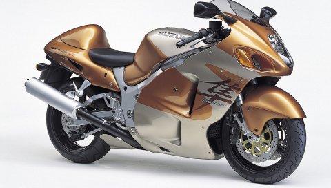 Suzuki, Gold, GSX1300R